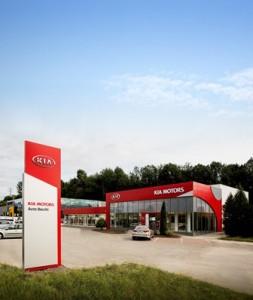 Dealerská síť Kia Motors se rozrostla o nové zastoupení