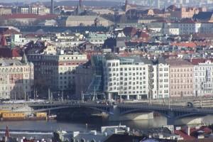 Silná pouta spojení s Prahou