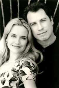 John Travolta a Kelly Preston