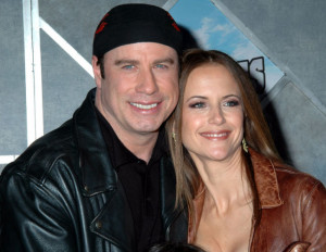 Hollywoodské hvězdy John Travolta a Kelly Preston a jejich rodina