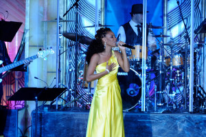 Michele Henderson – Delsol – umělkyně a zpěvačka z Karibiku