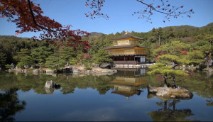Chrám Kinkaku-ji