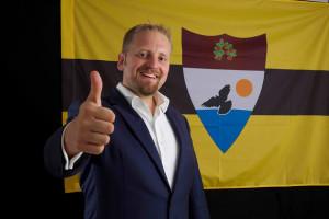 Vít Jedlička Liberland